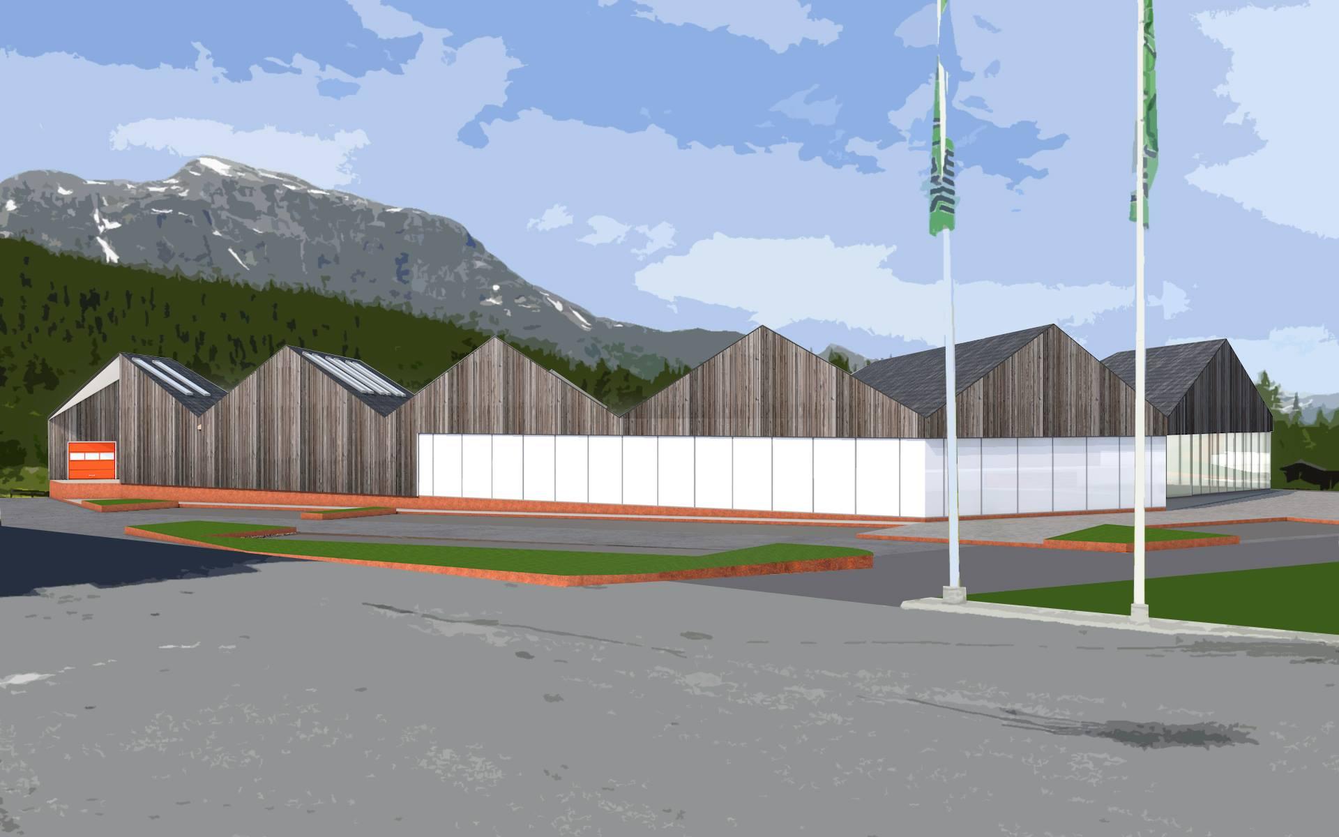 Prosjektleiing Kiwi Hemsedal